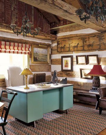 Google Image Result for http://www.countryliving.com/cm/countryliving/images/Log-Cabin-Home-Office-HTOURS0706-de.jpg