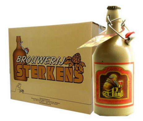 Bia St. Paul Triple 7,6% - Chai 500ml - Bia Nhập Khẩu