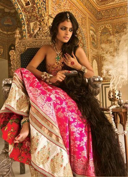 Indian Rapunzel:
