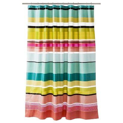 From Target 10 Room Essentials Peva Stripe Warm Shower Curtain Home Pinterest Warm