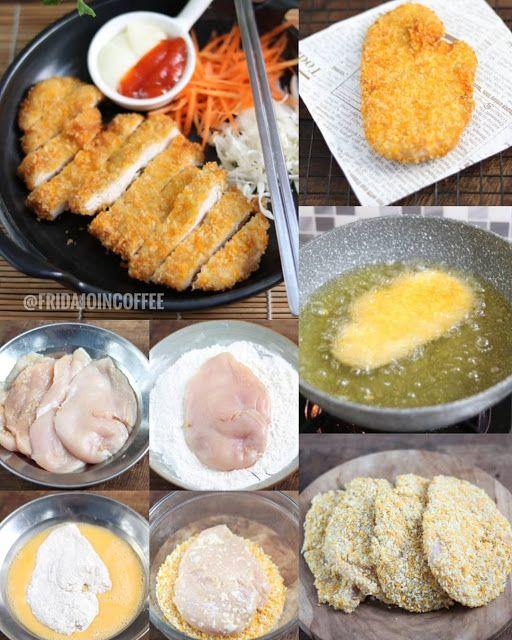 Resep Kitchen Katsu Super Gampang Kesukaan Anak Anak Resep Spesial Resep Masakan Resep Makanan Beku Ide Makanan