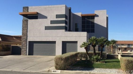 Modern Contemorary Home Lake Front Home Spring Valley