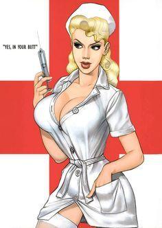 Bbw Enfermeras 3