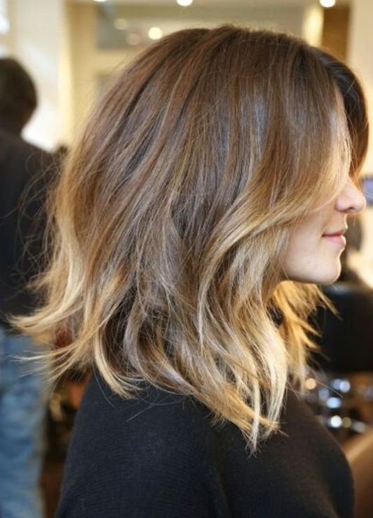 types of haircuts a line haircut pictures medium length hair 2099
