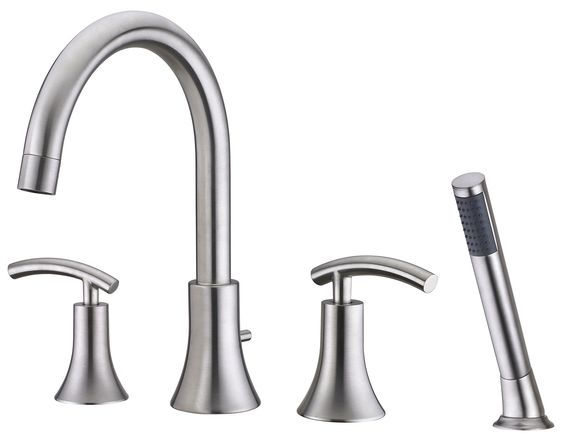 water filtration faucet mount