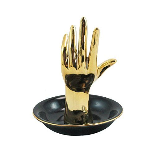 Mannequin Hand Necklace Glove Stand Holder Cone shape Ring Show Display Useful