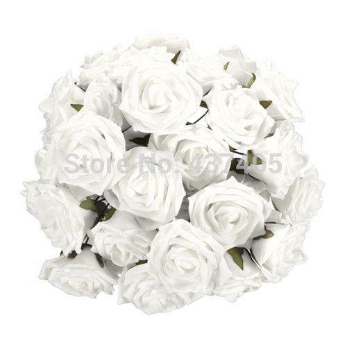 R$ 26,00 Atacado 50 pcs mãos dadas Rose flor buquê de noiva noiva do casamento de espuma Artificial para a decoração do partido em Buquê de Casamento de Casamentos e Eventos no AliExpress.com | Alibaba Group