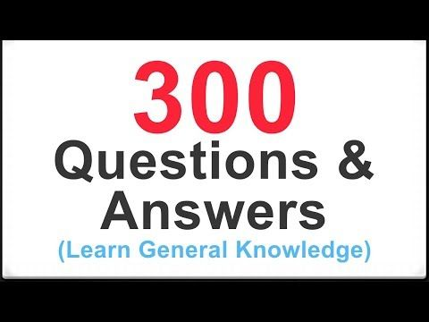 Learn 300 General Knowledge Questions With Answers This Or That Questions English Speaking Practice Learn English
