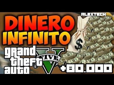 Gta Online Dinero Infinito 80000 Por Partida Las Veces Que Quieras Sin Ayuda Gánatelavida Com Gta Ganar Dinero Dinero