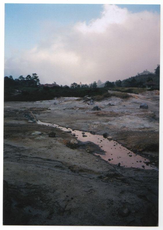 Dieng Plateau,  Jawa Tengah  hermeneutics