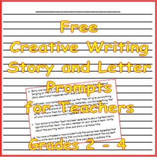 Creative Writing Story Prompts free