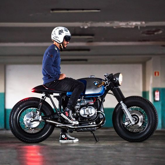 mark ii series: bmw cafe racers for sale from diamond atelier