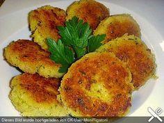 Arabisch-marokkanische Kartoffelpuffer