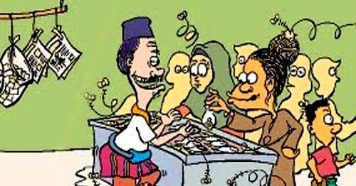 24 Gambar Kartun Orang Jual Beli Gambar Kartun Orang Jualan Keren Viral Unik Download Kartun Dakwah 21 7 Konsep Tudung Islamik Gambar Kartun Kartun Gambar