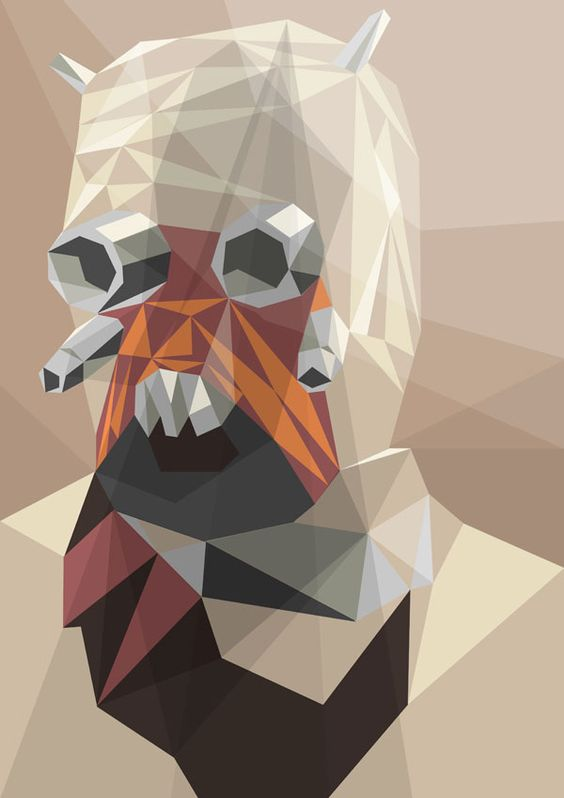 Codigo Visual - LIAM BRAZIER  (Aparte, soy muy fan de los moradores de las arenas)