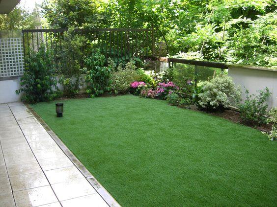 Idee Amenagement Jardin Rectangulaire Amenagement Jardin Idees