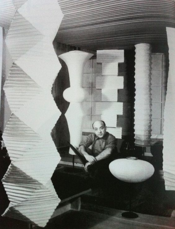 isamu noguchi and the akari lamps akari furniture