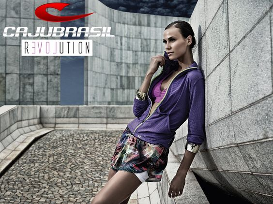 Fotos conceito moda fitness Revolution - CajuBrasil | Inverno 2014