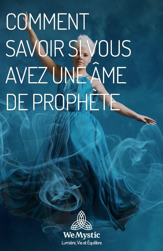 Comment Savoir Si Vous Avez Une Ame De Prophete Wemystic France Guide Spirituel Spiritualite Fond D Ecran Colore