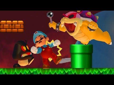 New Super Mario Sunshine Paradise Walkthrough 01 Roy Koopa