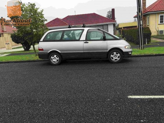 Toyota Estima '1996 In auckland Campervans for sale, buy a camper, secondhand camper vans.We often second hand backpackers, motels and Beaches in Queenstown New zealand.