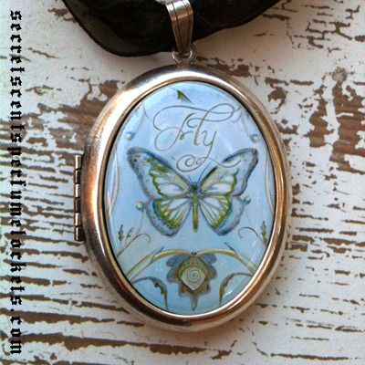 I like this one, too... Secret Scents Perfume Lockets