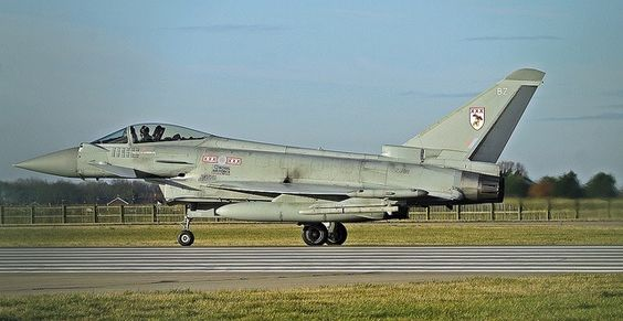 Typhoon ready 2 take off