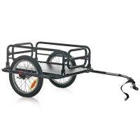 remorque vélo 16'' noir