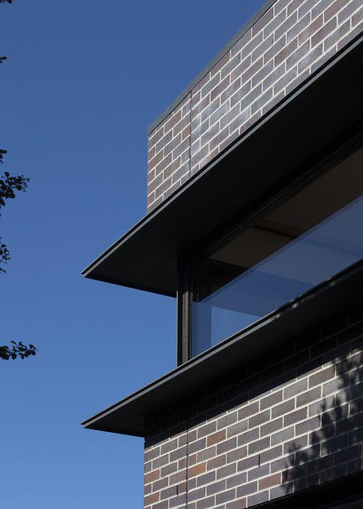 Cricket Pitch House Scale Architecture Casas De Campo Arquitectura Galerias