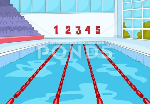 Cartoon Background Of Swimming Pool Stock Illustration Ad Swimming Background Cartoon Illustration Cartoon Background Swimming Pools Pool