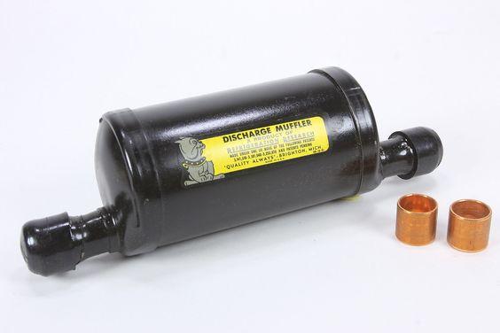 Refrigeration Research RR M10 Muffler Lennox 85A44 85A4401PR Kit