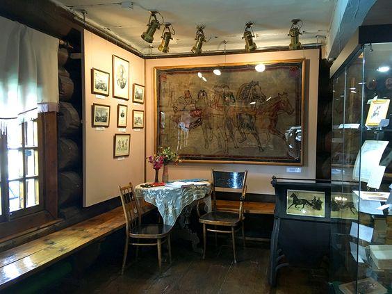 В Музее декабристов, Чита. Фото: Evgenia Shveda