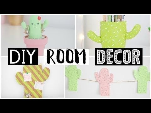 Diy Room Decor Organization 2017 Easy