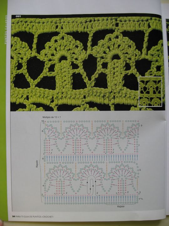 Para ti Crochet Volumen 2 - Marìa Luisa Mariasch - Веб-альбомы Picasa