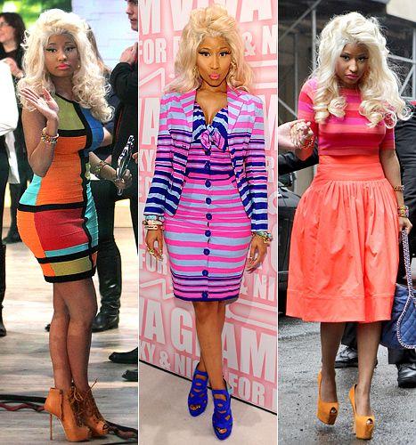 Nicki Minaj (2.15.2012)