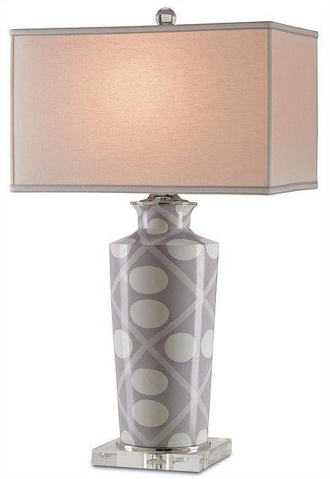 Currey & Company Spree Table Lamp - Currey 6719