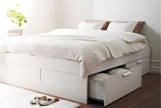 Ikea Beds With Storage Ikea Storage Bed Bed Frame With Storage
