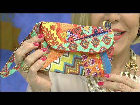 Santa Receita   Carteira em patchwork por Afonso Franco - 21 de Setembro de 2015 - YouTube
