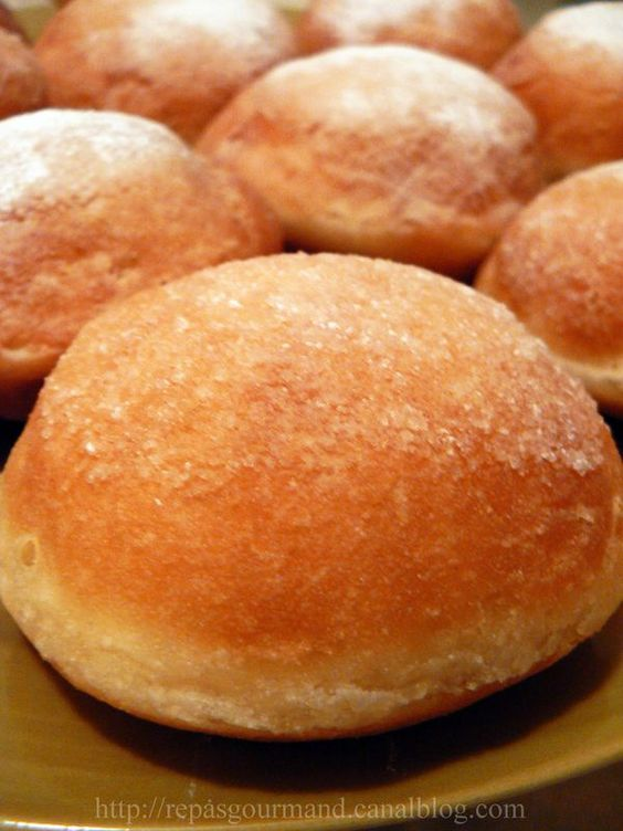 boules de berlin | nut's of doughnuts | Pinterest | Berlin and Html