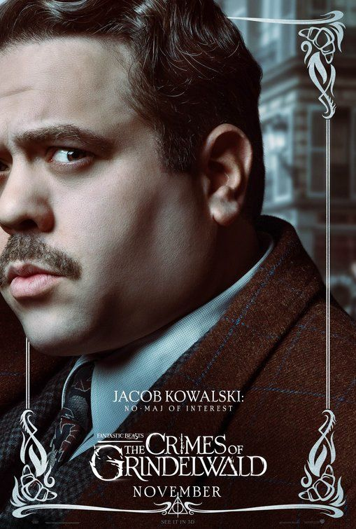 Click To View Extra Large Poster Image For Fantastic Beasts The