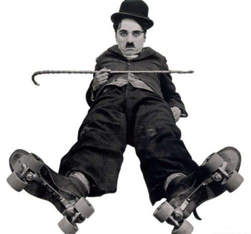 """Charlie Chaplin was a legend of the silent film era. A comedian until the very end, Chaplin was jovial in his last moments. A priest dutifully counseling him said, """"May the Lord have mercy on your soul."""" Chaplin shrugged:    """"Why not? After all, it belongs to him."""""""