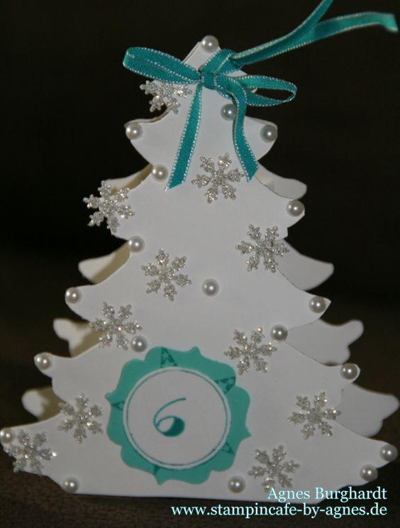 "christmas - ""sweet little countdown bags"" for kids Weihnachten - Adventskalendersäckchen"