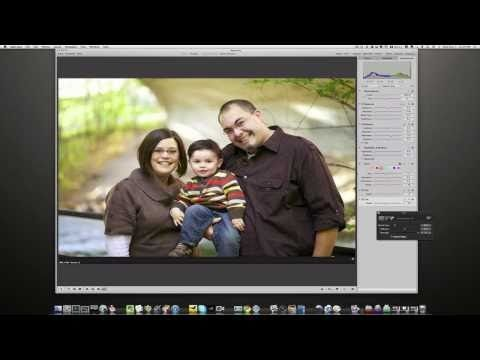 Aperture 3 Tutorial - Adjusting Skin Tones