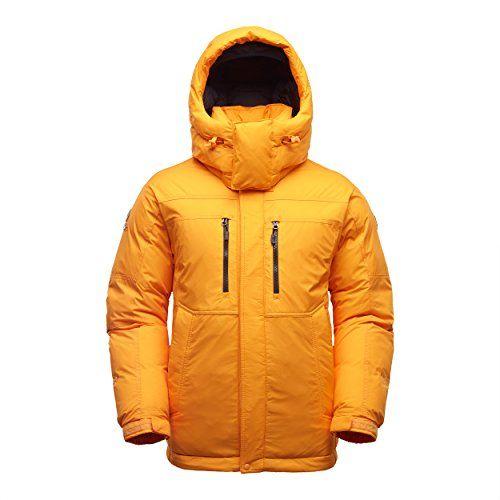 Kolon Sport Men&39s W/S Heavy DOWN Jacket(Terra Nova)_JWDW41511AM