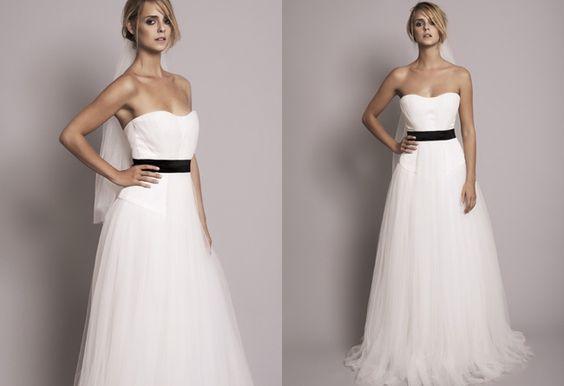 mariage #wedding #robe de mariée #Rime Arodaky