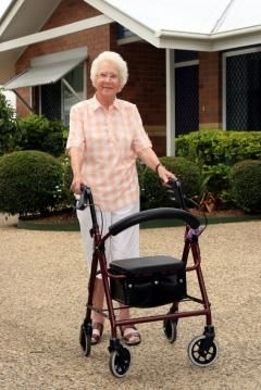 Old People And Their Walkers Google Search Rollators