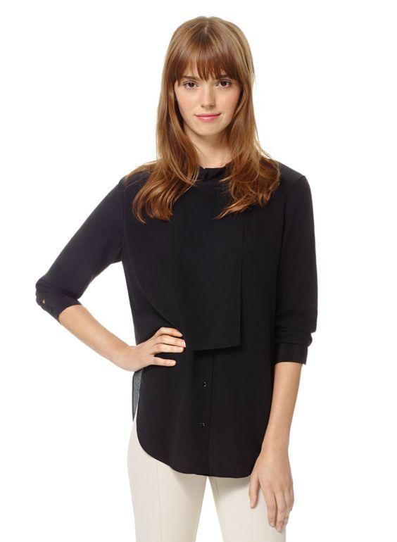 Oversized Shirt #nicecollection #anoukblokker #OversizedShirt #Oversized #Shirt #newfashion  www.2dayslook.com
