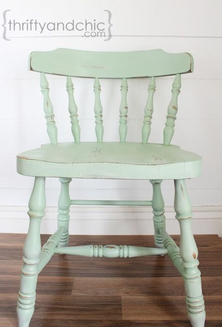Pistachio By Krylon White Washing It With Some Chalk Paint From  UrbanOasisDecor, With A Furniture Stain Pen, Marked The Wood And Smeared It  With My Finger A ...