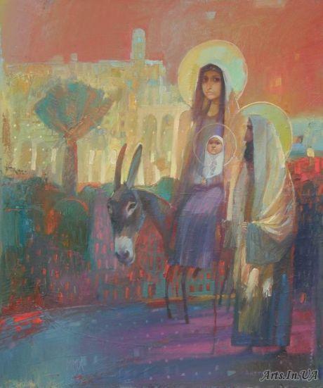Антонюк Александр - Бегство в Египет