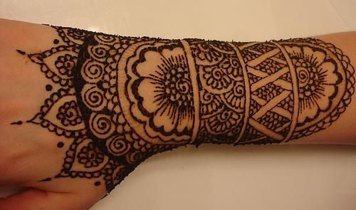 Top 10 Henna Designs 2013   Style News & Fashion Trends